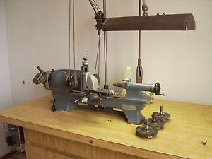 schaublin 70 lathe used