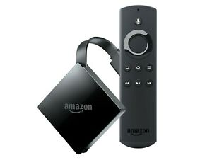 Amazon Fire TV - 3rd Gen - 4K Ultra HD & Alexa Voice Remote - Streaming Device