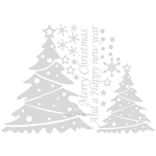 DIY Removable Glass Window Stickers Wall Decals Christams /& Halloween Art Decor