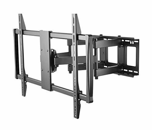 Full Motion Articulating TV Wall Mount Bracket | Fits 75, 80, 85, 90, 100 . Available Now for 212.94