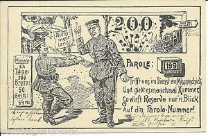 Postkarte-200-Parole-199-Soldatenkarte-1902-Balingen-Militaerdienst-Militaer