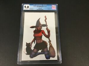 Sabrina-the-Teenage-Witch-1-C2E2-Chatzoudis-Virgin-Variant-Ltd-to-150-CGC-9-8