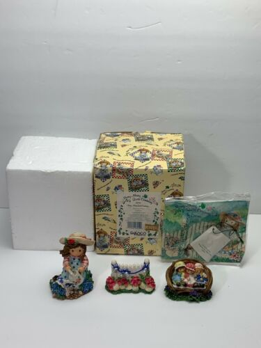 Vintage Enesco By Mary Rhyner Mary Mary quite contrary 1996 New