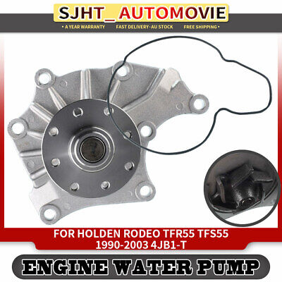 Water Pump for Holden Rodeo TFR55 TFS55 1990-2003 4JB1-T