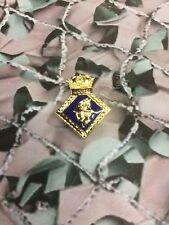Hms Hermes Enamel Lapel Badge