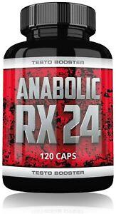 Costruzione muscolare Anabol massa muscolare TESTO BOOSTER rapidamente estremamente no steroidi