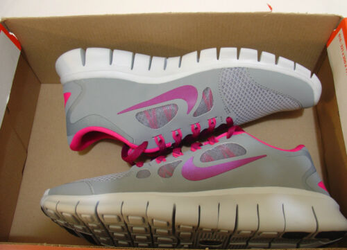 4.5Y 580565 066 New Girls Nike Free 5.0 GS Running Shoes Youth 3.5Y