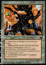 Mishra's Factory // ex // Renacimiento // Deut. // Magic the Gathering