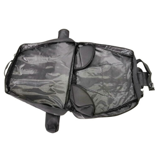 Compound Bow Case Triangle Bow Holder Portable Bag Arrow Quiver Hunting Shooting
