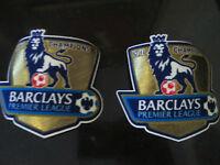 Premier League 2010-2011 Champions Football Shirt Arm Patch Sporting ID Man Utd