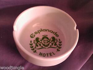 Vintage-ESPLANADE-HOTEL-YUGOSLAVIA-ASHTRAY-NICE