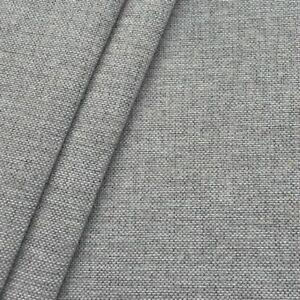 strapazierfähiger Polsterstoff Möbelstoff Meterware Grau Braun Breite 145cm