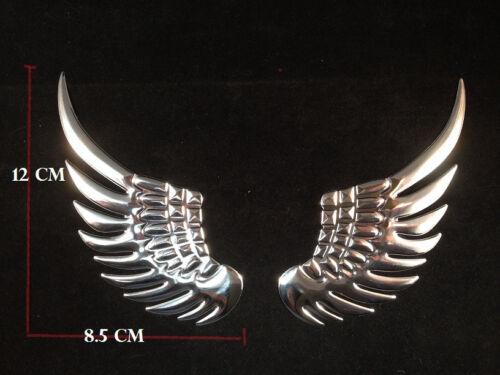 3D Angel Wing Car Sticker Automobile Emblem Label LapTop iPad Stick  # 47