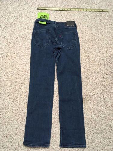 moyen braguette zipp de 511 skinny coupe Levi's bleu Jeans ville Z8x7Tzq0