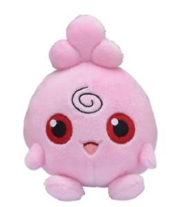 Pokemon Center Original Plush Doll Pokemon fit Igglybuff Pupurin 4521329268590
