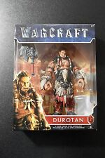 "WORLD OF WARCRAFT ""DUROTAN"" ORC COLLECTORS ACTION FIGURE"