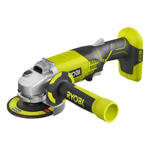 Ryobi-ONE-18V-Cordless-Angle-Grinder-115mm-disc-anti-vibration-spindle-lock