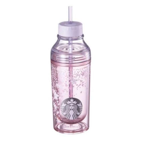 Starbucks Korea 2017 Spring Limited edition Cherry Blossom Lena Tumbler 437ml