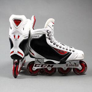 new ccm rbz 90 senior inline roller hockey skates retails. Black Bedroom Furniture Sets. Home Design Ideas