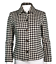 Houndstooth-Brown-Ivory-Celine-Jacket-Size-38 thumbnail 1