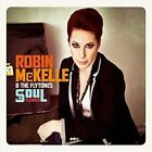 Soul Flower by Robin McKelle & the Flytones/Robin McKelle (CD, 2012, Sony Music)