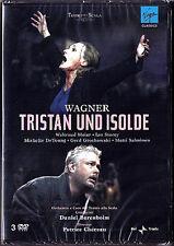 3.DVD: WAGNER Tristan und Isolde STOREY MEIER BARENBOIM Ian Waltraud DeYoung