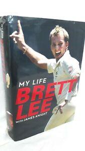 My-Life-by-Brett-Lee-Brett-Lee-SIGNED-Hardcover-1st-edition