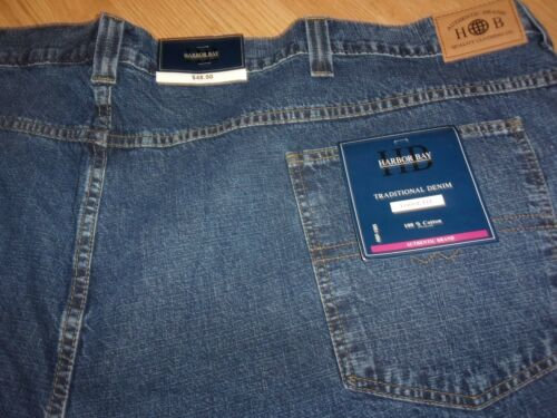 Details about  /NEW Harbor Bay Jeans Sizes 42,44,46,54 B76