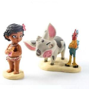 Best-Chrismas-Gift-6Pcs-Moana-Princess-Cake-Topper-Action-Figures-Doll-Kids-Toy