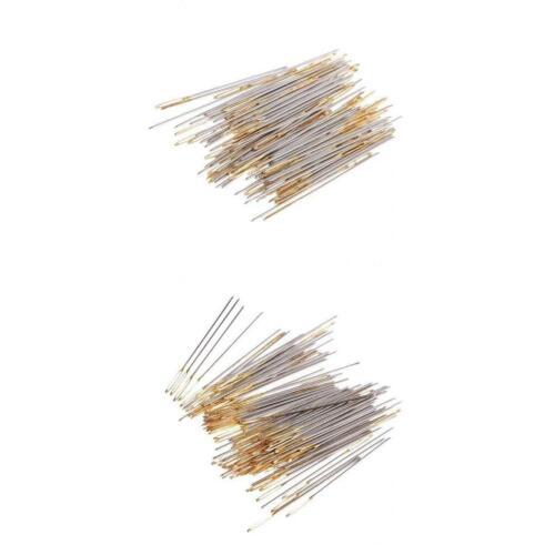 200 Stücke Große Augen Stickerei Tapisserie Stopfnadel Nähwerkzeuge