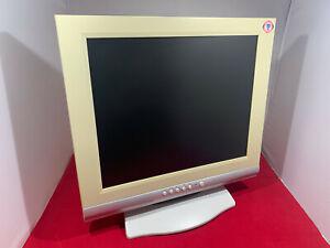 "12V/240V Mitac-17AES 17"" LCD Monitor VGA inc stand. See description"