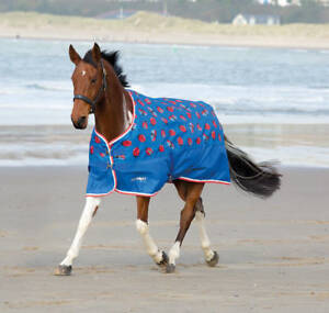 Image Is Loading Shires Tempest Ladybird Print Lightweight Waterproof Turnout Horse