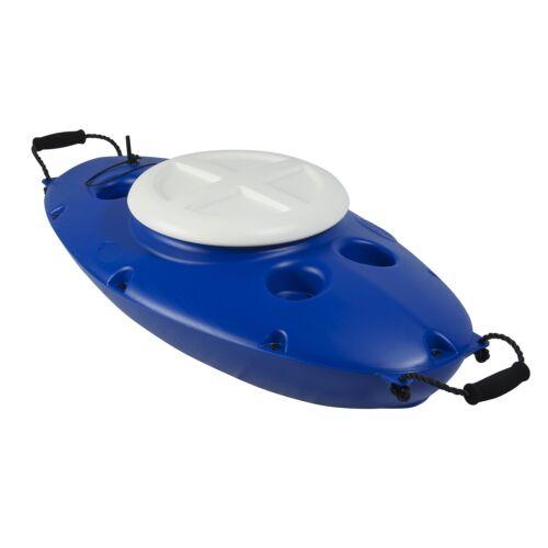 Creekkooler tractable Refroidisseur De Stockage radeau Kayak Canoe Tube Intérieur Bateau Piscine 30 QT