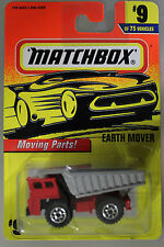 Matchbox 1:64 Scale 1996 Series EARTH MOVER (RED)