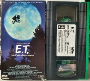 034-E-T-The-Extra-Terrestrial-034-VHS-MCA-Universal-Hologram