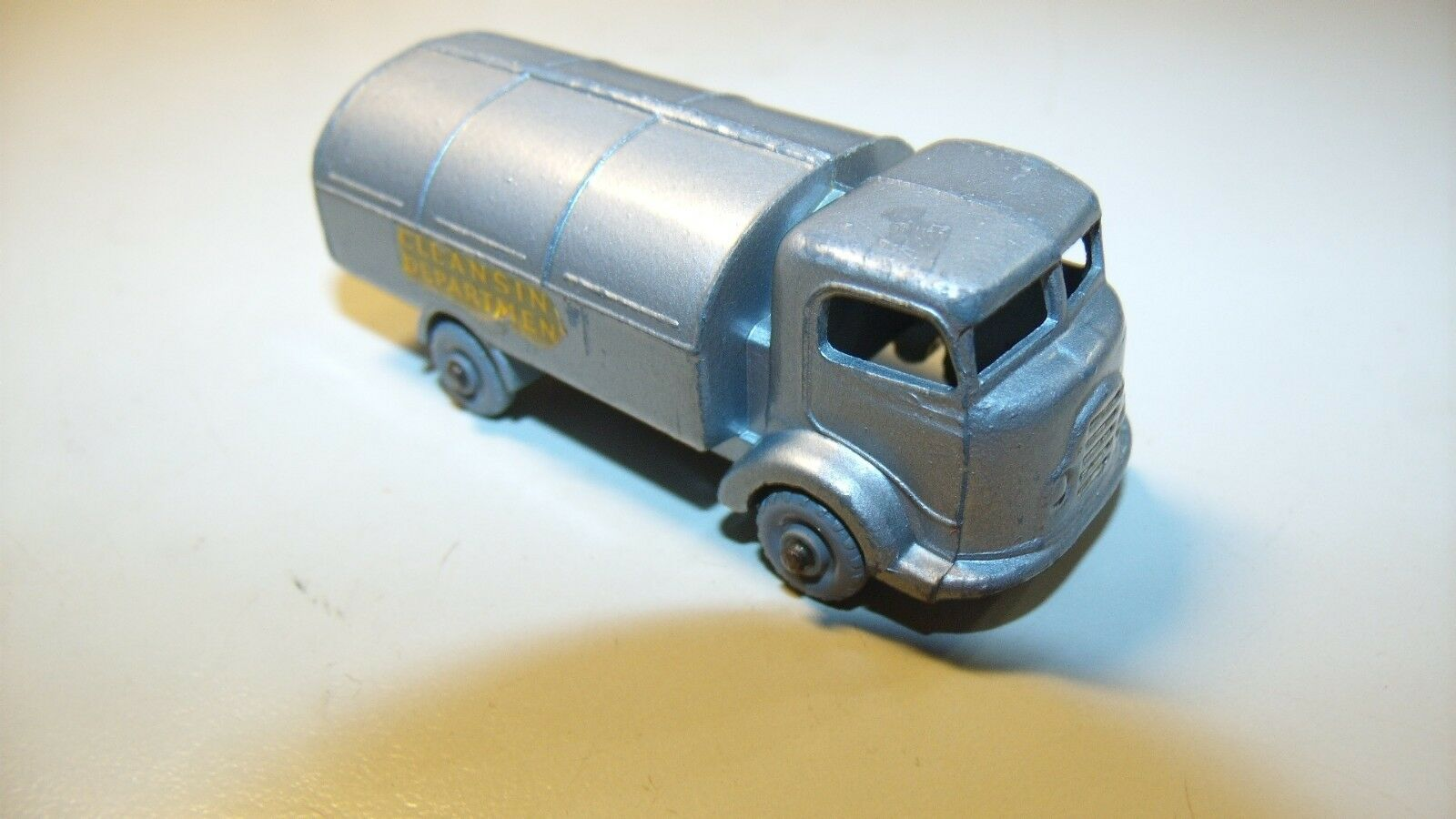 MATCHBOX Lesney England Camion refuse collector 38 collection vintage
