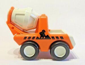 My-first-tonka-Mini-309-Mixer-Tonka-Fun-Preschool-cars-from-playset-1987