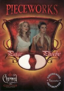 Charmed-Connections-Alyssa-Milano-amp-Rose-McGowan-PWC1-Pieceworks-Card