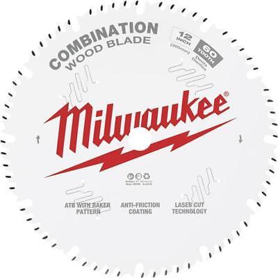 "5 Pk Milwaukee 5-3//8/"" Best High-Performance 16-Tooth Framing Circular Saw Blade"