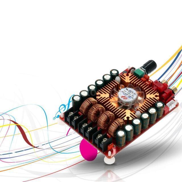 TDA7498E 160W+160W Dual Channel Audio Stereo Power Amplifier Board
