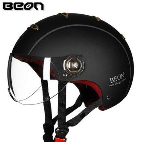 BEON Brand 105 Helmets Cycling Half Face Motorcycle Motorbike Safety Bike Helmet