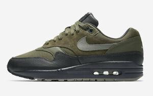 Details about Nike Air Max 1 Premium 875844 201 'Dark Stucco' sz 8.5