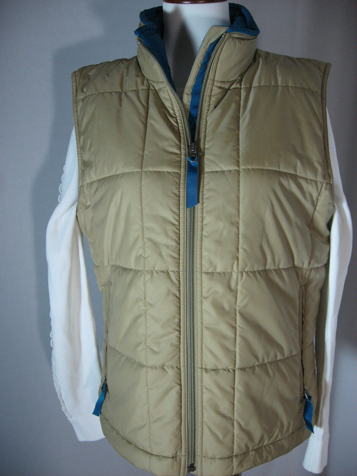 Patagonia Quilted Vest Women's Size M