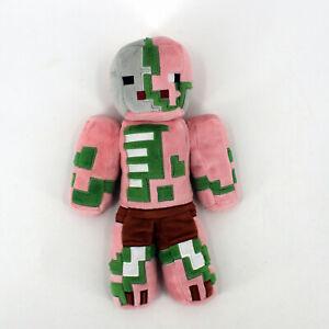"Minecraft Zombie pigman Plush en peluche 13"""