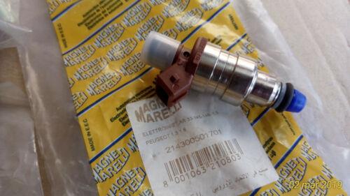 146 INIETTORE MARELLI  IW2052-214300501701 PER 60575901 ALFA ROMEO 33-145