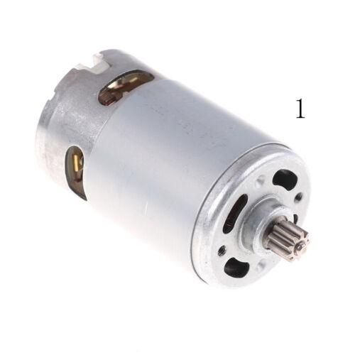 Stabile Elektrische RS550 Motor Zähne Getriebe Mold 3mm Wellendurchmesser XJ