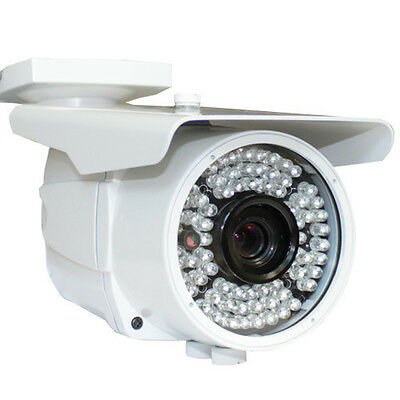 HD High-End 1800TVL 72IR LEDs Outdoor CCTV IR-Cut Surveillance Security Camera