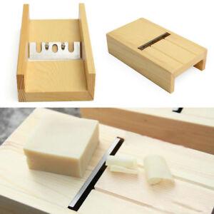 Wooden-Beveler-Planer-Sharp-Blade-Soap-Candle-Loaf-Mold-Cutter-Craft-Making