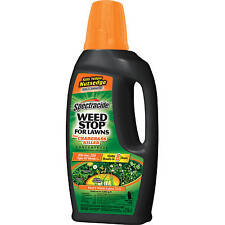 Spectracide Weed Stop, For Lawns Plus Crabgrass Killer Concentrate 32OZ.