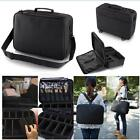 Professional Makeup Bag Cosmetic Adjustable Case Storage Handle Organizer Travel
